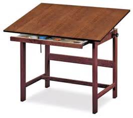 Plans For Drafting Table Drafting Table Plans Diywoodtableplans