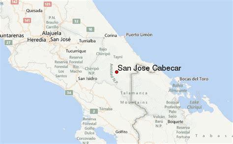san jose doppler radar map san jose cabecar weather forecast