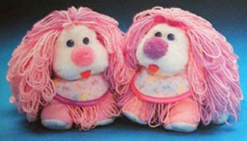 Fluppy Set Overall Nv31 1 fluppy dogs unproduced ghost of the doll