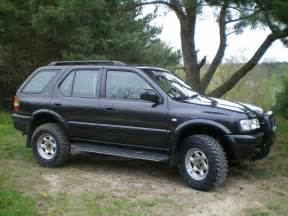 Opel Frontera 4x4 Pin Opel Frontera 4x4 Catalunya On