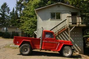 1952 willys jeep truck cars xcuz me