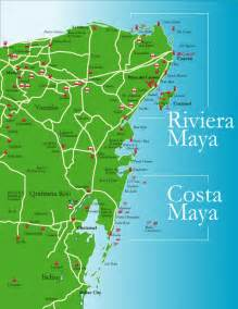 Costa Maya Mexico Map by November 2014 Costa Maya Mahahual