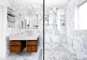 aglamorous and minimalist marble bathroom above looked amazing the lighting design ceiling windows create wonderful