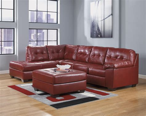 leather sectional sofa ashley 20 top ashley furniture leather sectional sofas sofa ideas