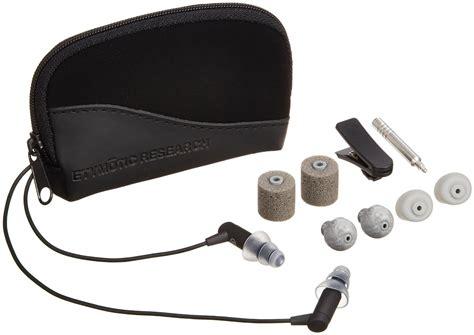 review of the best etymotic earphones