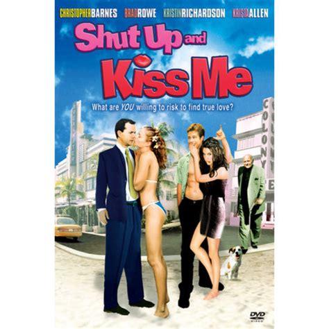 film shut up and kiss me shut up and kiss me widescreen walmart com