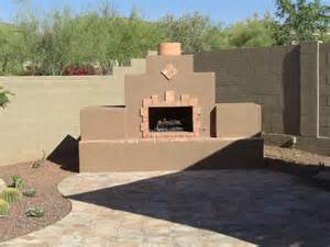 Outdoor Fireplace Plans Do Yourself » Home Design 2017