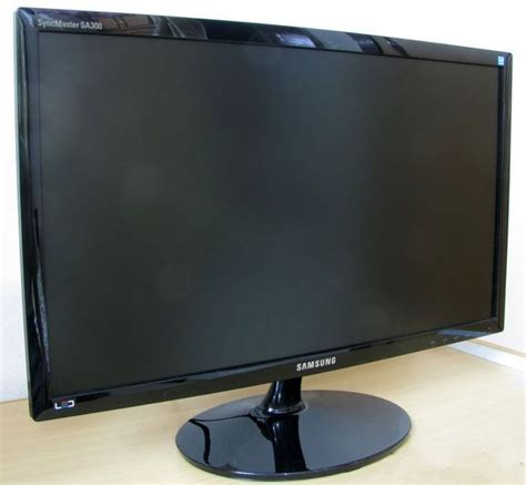 Monitor Samsung Sa300 samsung syncmaster sa300 led monitor review and buy in