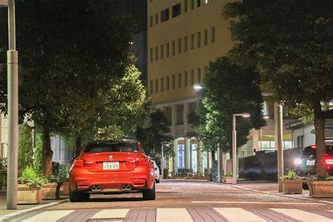 Tokyo Pad 3000 4 fotografie met een bmw m4 coup 233 op pad in tokyo