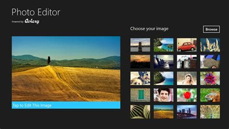 picture edit photo editor app for windows in the windows store