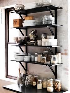 Storage Shelves Kitchen - modern kitchen storage ideas decozilla
