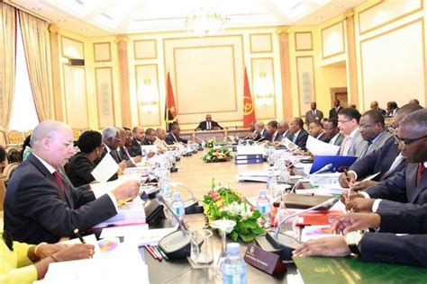 Cabinet Council by Ministerial Departments Documents Analysis