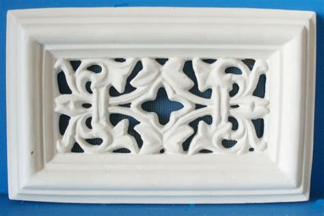 decorative ceiling vents plaster vent 12