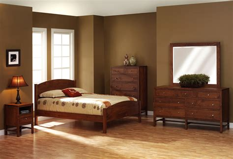 lynwood collection shaker style eclipse bedroom set amish