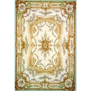 Antique Aubusson Rugs Aubusson Louis Philippe Style Design No 236 I From