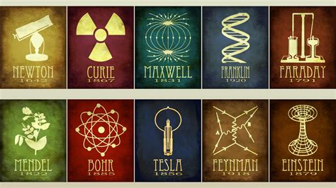 Nerdy Home Decor by Cool Science Wallpaper Pics