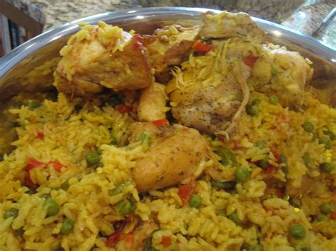 and chicken chicken and rice recipes dishmaps