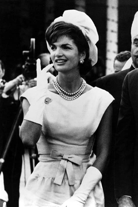 Jackie Kennedy Wardrobe by Ultimate Style Icons Jacqueline Kennedy Onassis