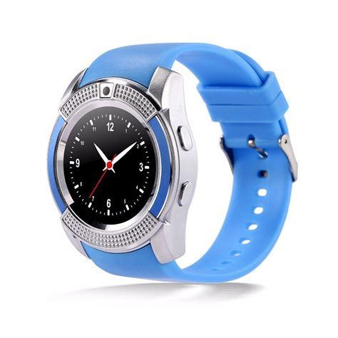 Jual Smartwatch V8 Smart V8 Bluetooth Sim Card Memory Whatsapp jual smart v8 bluetooth sim card memory whatsapp di