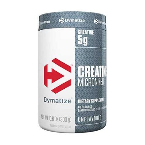 7 grams creatine dymatize creatine 300 grams builder