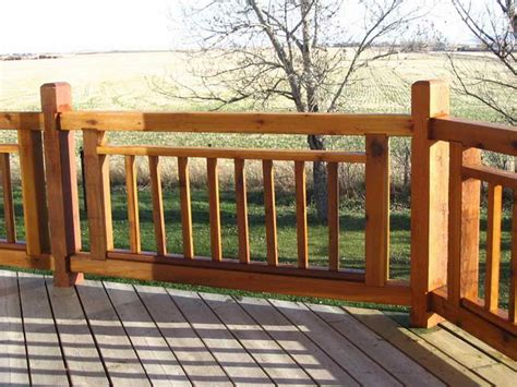 Decking Banister by Planning Ideas Deck Railing Designs Iron Railings For