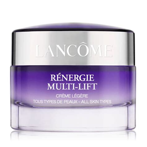 Lancome Renergie Multi Lift r 233 nergie cr 232 me l 233 g 232 re raffermissante ip 15 lanc 244 me