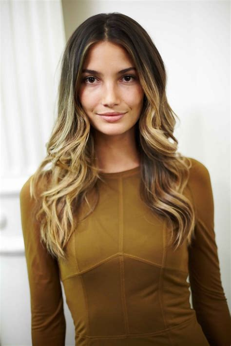 lizly hairstile lily aldridge ombre hair lily aldridge long hairstyles