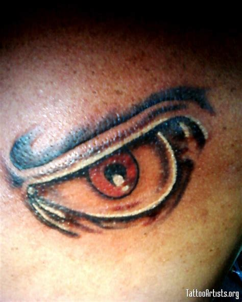 evil eye tattoo artists org