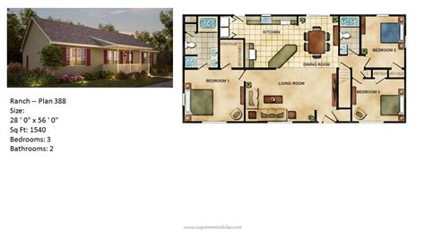 modular floor plans ranch supreme modular homes nj modular home ranch plans
