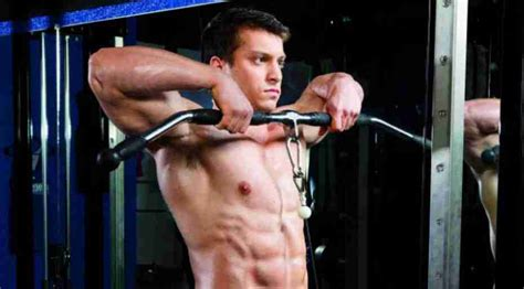 cable upright row bodybuilding wizard