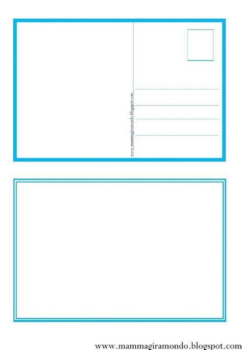 template for 5 1 8 x 3 3 4 card cartoline fai da te