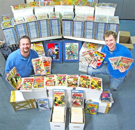 buying and selling comic books for profit a collector s perspective books 145 000 comic book purchase