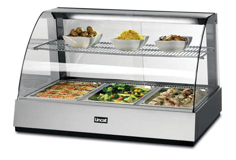 heated food display warmer cabinet case merchandisers and display cases lincat catering equipment