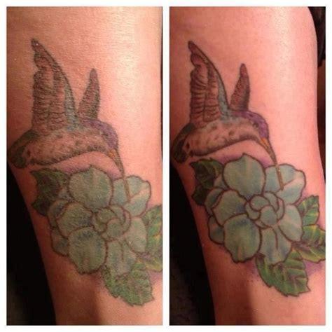 tattoo peeling ink effects of seacret mineral peeling gel on a after