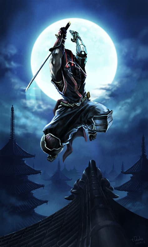 artstation ninja tdsuke