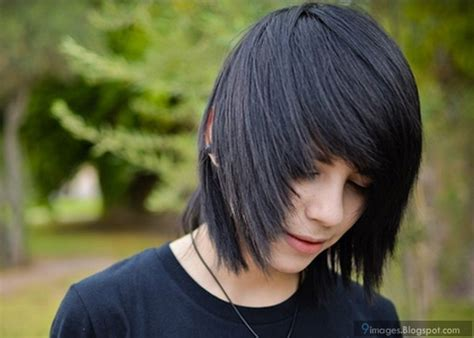 emo boy hair style emo adorable guy hairstyle looks beautiful cute pics