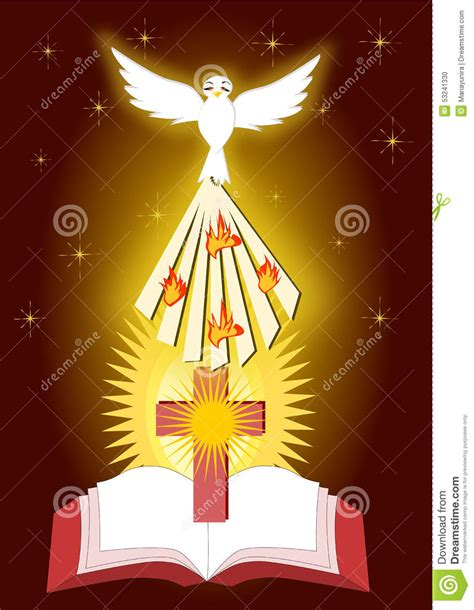 Nice What Are The 7 Sacraments Of The Catholic Church #2: Confirmation-sacraments-seven-catholic-church-illustration-vector-53241330.jpg