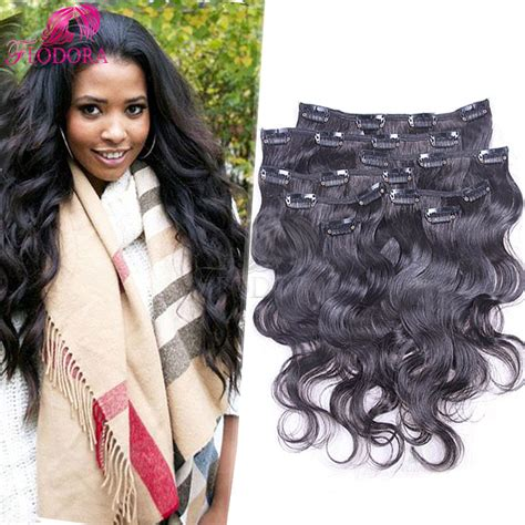 human hair weave hair styles for african americans clip in human hair extensions body wave african american