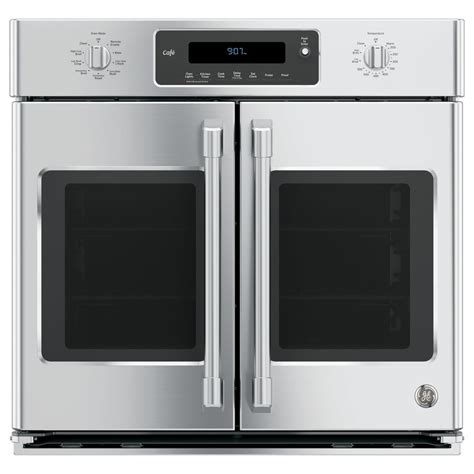shop ge cafe series self cleaning convection single