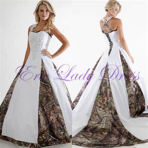 White Camo Wedding Dresses by Wedding Dress Camo Wedding Dress White Wedding Dress