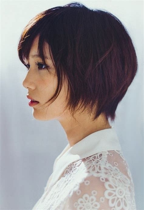 japanese haircuts for thick hair 18 new trends in short asian hairstyles popular haircuts