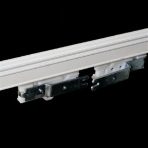 curtain track carriers master carrier exposed baton requires stiffener
