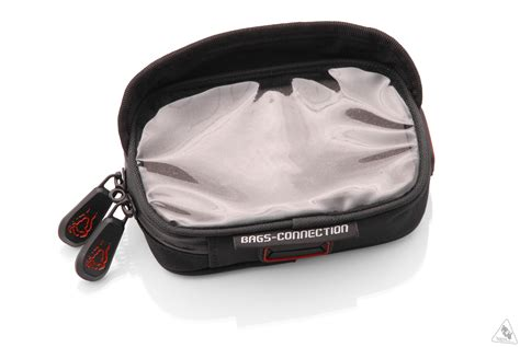 sw motech bags connection navi bag pouch for lock
