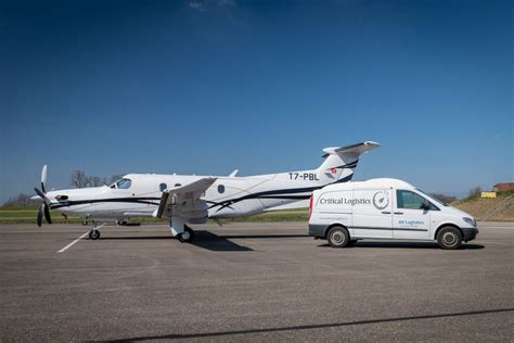 creation    air freight service  switzerland