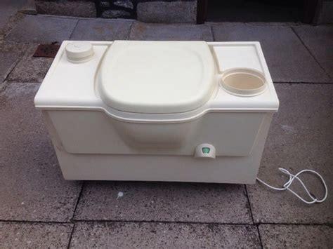cassetta wc thetford thetford cassette toilet porta potti in aberdeen