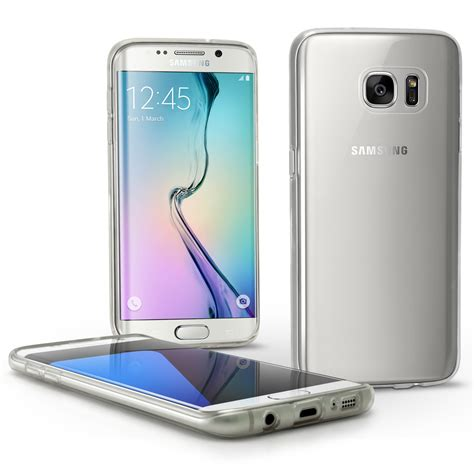 Tpu Anti Samsung Galaxy S7 Edge G935 Ultra Thin Anti Pecah igadgitz glossy tpu gel skin cover for samsung galaxy