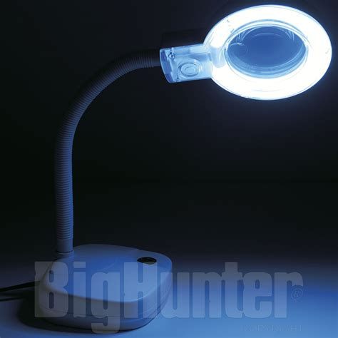 lente da tavolo con luce lente di ingrandimento con luce 11 watt