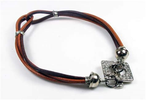 how to make leather jewelry legendary 187 tutorial s leather bracelet