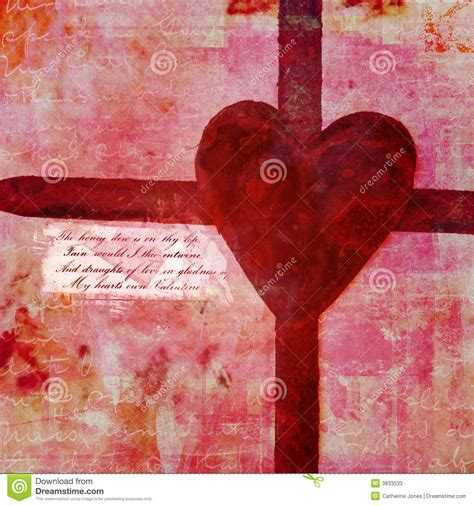 valentines day collage s day collage stock illustration image of