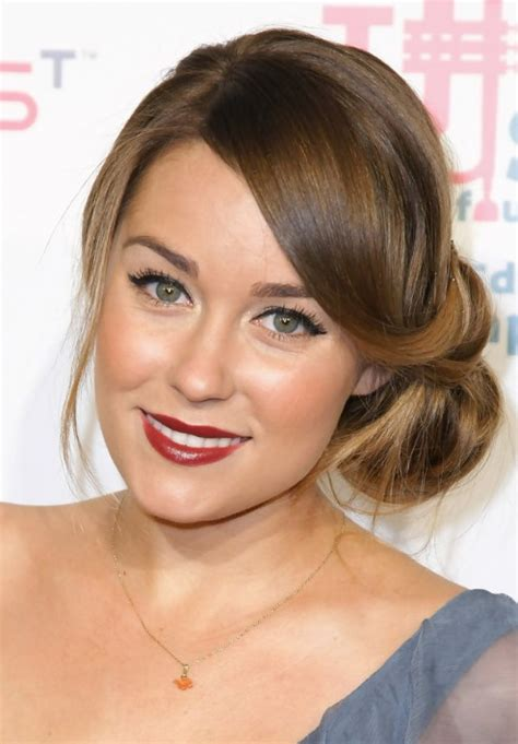 Low Side Bun Hairstyles by Low Bun Updo Sleek Low Side Bun Updo